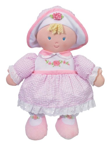 Kids Preferred Baby Dolls Plush Sophia Doll, 11