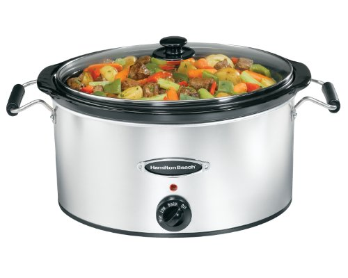 Hamilton Beach 33172 7Qt Cooker