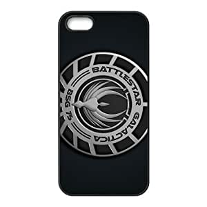 SANLSI Battlestar Galactica Bsg 75 Design Personalized Fashion High Quality Phone Case For Iphone 5S