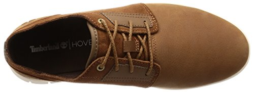 de Cordones Leather Graydon Timberland Zapatos para Rust Oxford Front 643 Hombre Marrón qaItwWx1