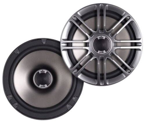 Polk Audio DB651s Slim-Mount 6.5-Inch Coaxial Speakers (Pair)