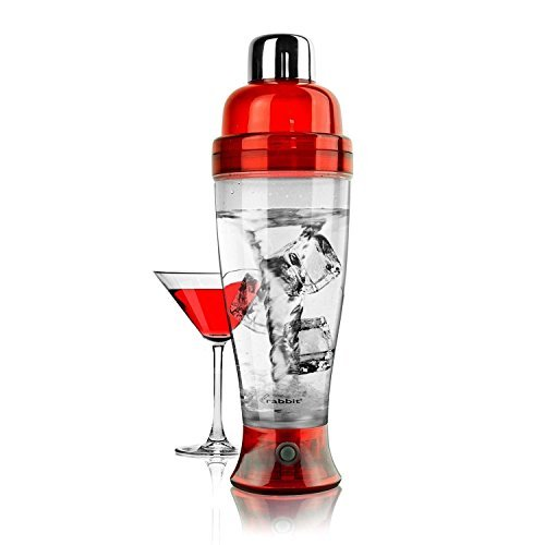 Rabbit Electric Cocktail Mixer Red
