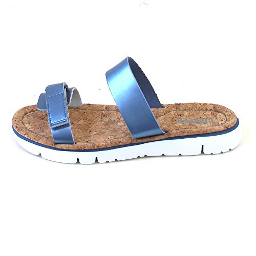 Sandals Womens Medium Oruga Camper Medium Blue Blue A7IxA0n