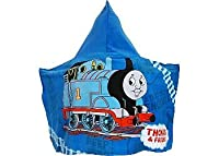 Thomas and Friends Kids Hooded Bath, Pool or Beach Towel