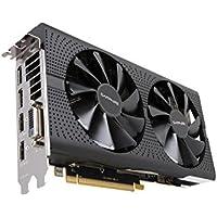 Sapphire Radeon PULSE RX 570 4GB GDDR5 PCI-E Dual HDMI / DVI-D / Dual DP OC w/ Backplate (UEFI) + AMD Gift