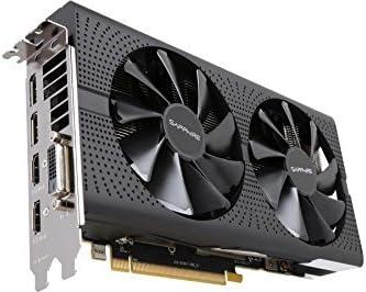 Sapphire Radeon RX 570 4GB GDDR5 PCI-E Dual DP OC