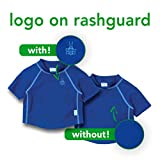 i play. by green sprouts Girls' Rash Guard