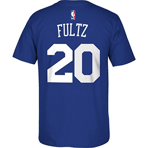 Outerstuff Markelle Fultz Philadelphia 76ers Youth Royal Name and Number Player T-shirt Large 14-16 (Nba Player T-shirt)