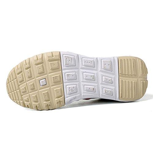 Tulle Gris MMM Marron Brown Up Talon Homme Baskets Plat Lace Toe Automne Chaussures Noir Round Printemps CCxw0BO