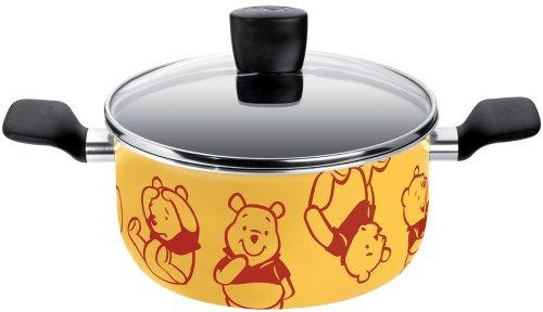 Winnie the Pooh T-fal stew pan 20cm A30444 (japan import)