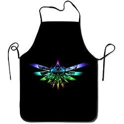THE Legend Of Zelda Symbol Kitchen Apron Chef Aprons