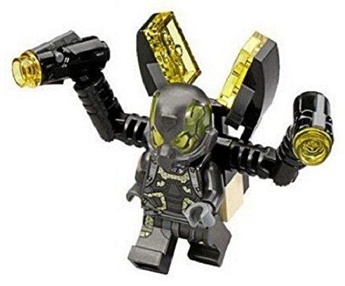 Lego Yellow Jacket Minifigura from ANT Man 76039