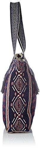 Shoulder One Absolute Size Women Blue Bag Dark Wander Billabong wn4qSgHtn