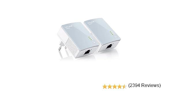TP-Link Mini TL-PA411KIT - Extensor de Red por línea eléctrica ...