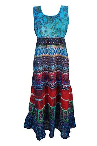 Mogul Interior - Vestido - Noche - para mujer Blue 2