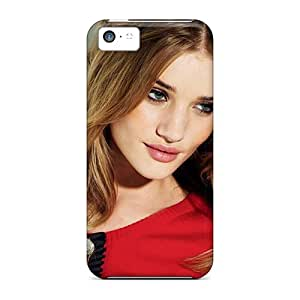 Hot New Rosie Huntington Whiteley Case Cover For Iphone 5c With Perfect Design