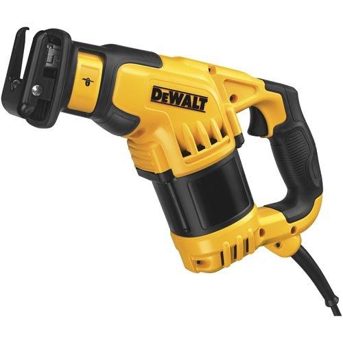 DEWALT DWE357 12-Amp Compact Reciprocating Saw
