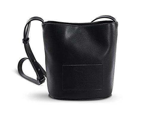 French Connection Bucket Bag Bijon Crossbody Bucket Bag Fcuk523 Black Bag