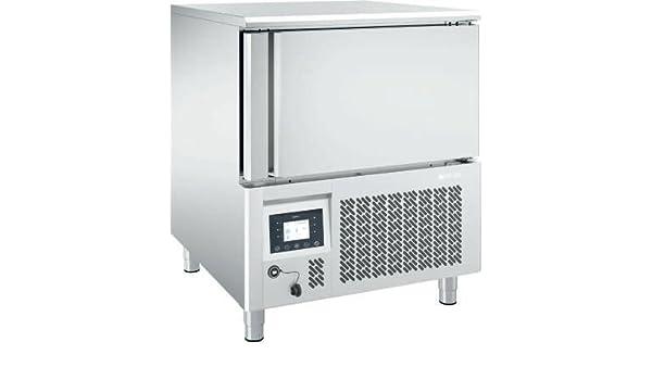 Abatidor y congelador de temperatura Infrico ABT5 1L: Amazon.es ...