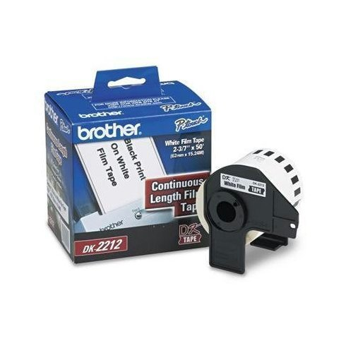 Brother DK-2212 Continuous Length Film Label Roll (2-3/7