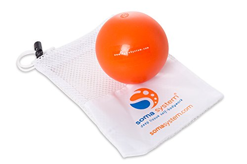 Inflatable Massage Ball Great for Self-Myofascial Release,