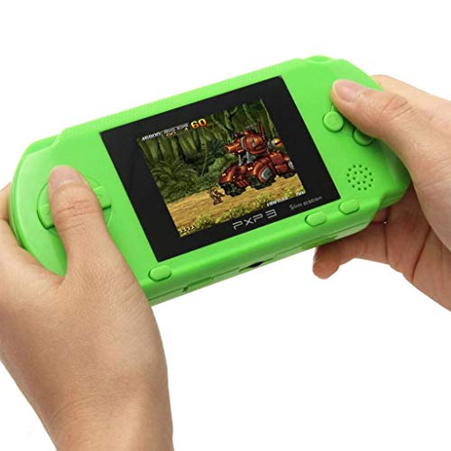 Handheld Game Console 16 Bit Portable Classic Game Console LCD Game Player