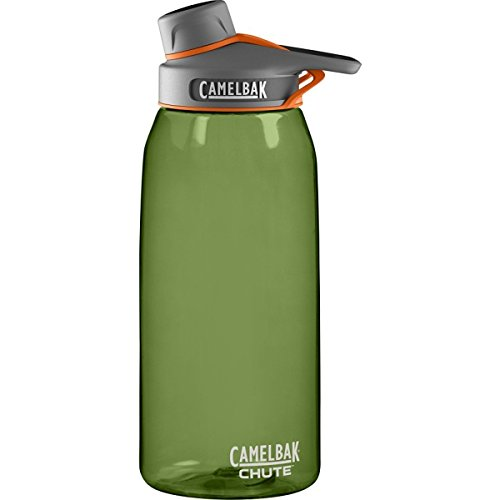Camelbak Groove Insulated Bottle (CamelBak Chute Water Bottle, 1 L, Sage)