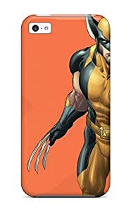 fenglinlinHot ipod touch 5 Case Cover Skin : Premium High Quality Wolverine Case