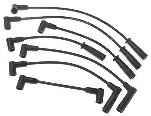 ACDelco 9166K Professional Spark Plug Wire Set