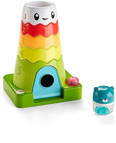 Fisher-Price Stack & Slide Magic Mountain