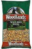 Kaytee Products 100037057 Woodland Wild Bird Food, 10-Lbs. - Quantity 4