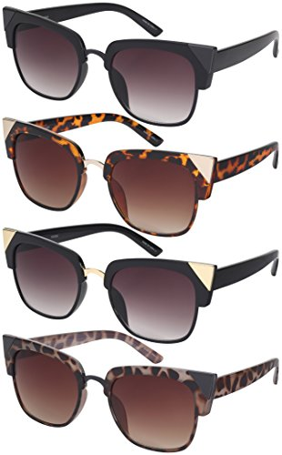 Edge-I-Wear-Womens-Glam-Cat-Eye-Half-Frames-with-Gradient-Lens-541024-AP