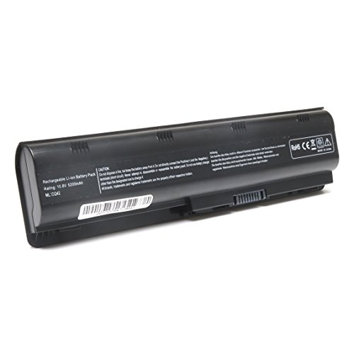 001 Hp Notebook (593553-001 - Brand New laptop Battery For HP - MU06 (LONG LIFE) SIKER)