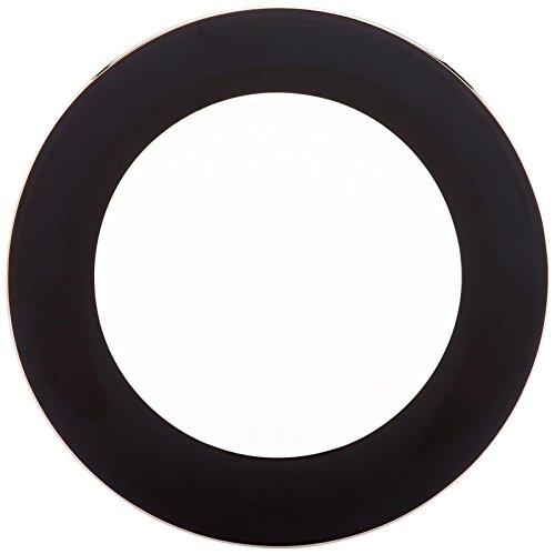 Lenox Marchesa Couture Charger, Black