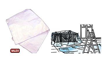 Bache Toile Plastique Jetable De Protection Pour Travaux De Peinture