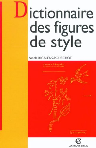 Dictionnaire Des Figures De Style [Pdf/ePub] eBook