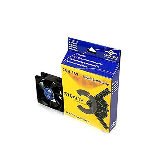Ventilador Vantec Stealth SF12025L 120x120x25mm Double Ball