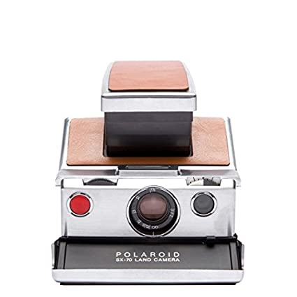 The Impossible Project Polaroid SX 70 Original Instant Film Camera Certified Refurbished