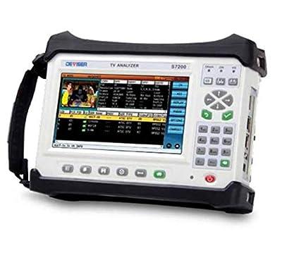 Catv QAM Spectrum Analyzer S7200 Original Deviser