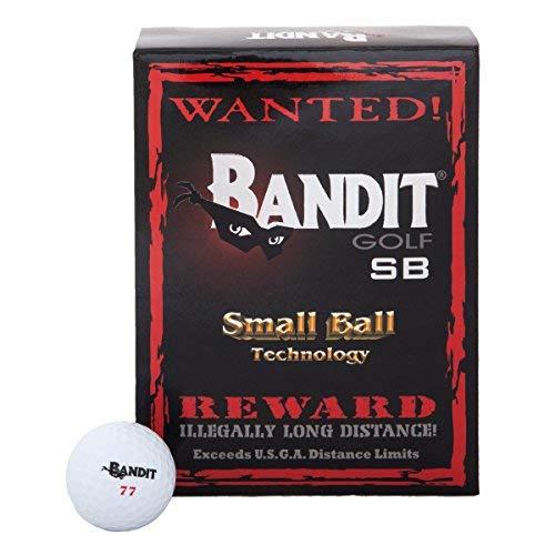 (Bandit SB (Small Ball Technology) Golf Balls - Dozen)