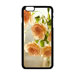 WAGT Flowers Phone Case for iPhone 6 Plus Case