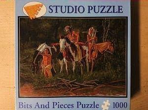 Robert Tate : This way Puzzle 1000 Pieces