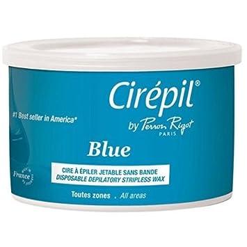 Cera Azul Para Depilación Sin Tiras - Para Todo El Cuerpo E Incluso Áreas Sensibles Como