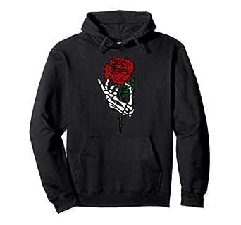 Amazon.com: Skeleton - Sudadera con capucha y diseño de ...
