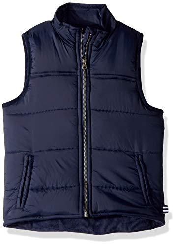 Splendid Boys' Little Puffer Vest, True Navy 5/6
