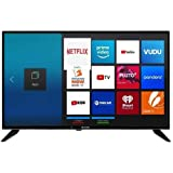 "Sharp 32"" Smart TV Televisor con Pantalla LED HD Puertos HDMI, USB, Ethernet, Wi-Fi, APPs como Netflix, Youtube, Amazon Prime LC32Q5200U (Renewed)"