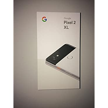 Google Pixel 2 XL Unlocked GSM/CDMA US Warranty (Just Black, 64GB)
