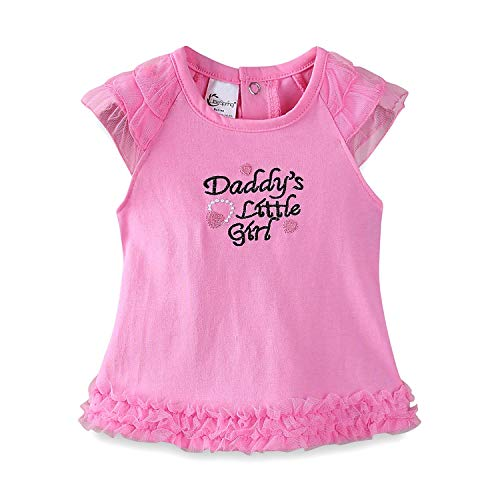 Mud Kingdom Fashion Baby Girl Outfit Ruffle Lace Summer