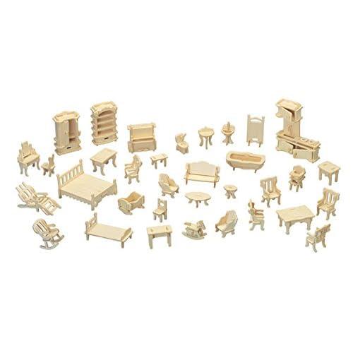 Kit de mobilier QUAY Kit de construction en bois FSC