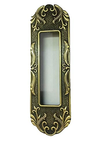A & Y Traders Brass/Zinc Antique Finish Sliding Handle for Door/Drawer/Cabinet Pack of 2 (8 Inch) (B07YGLNSY2) Amazon Price History, Amazon Price Tracker